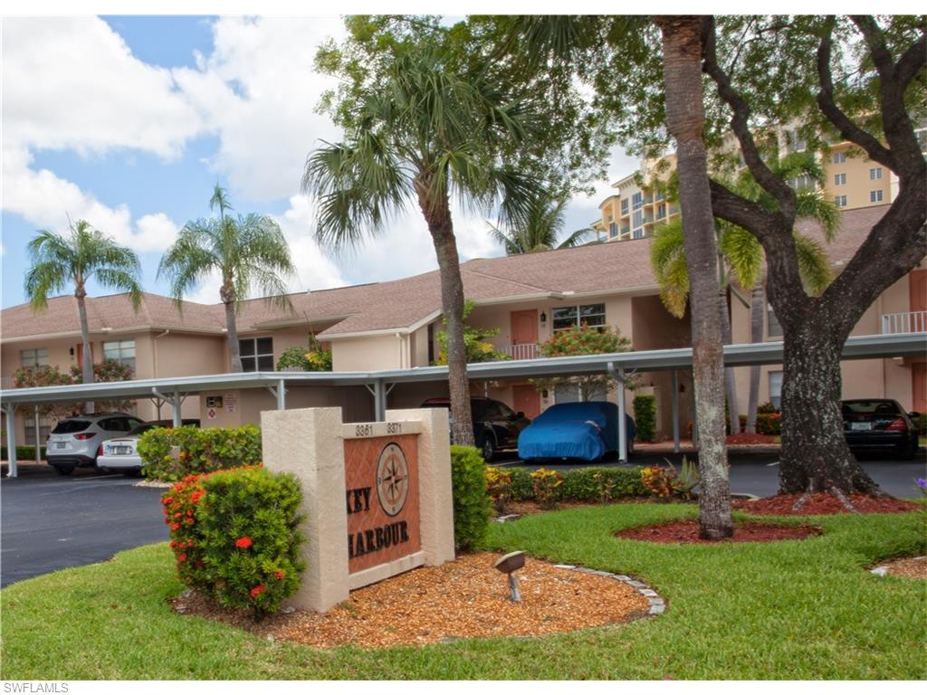 3371 N Key Dr #204, North Fort Myers, FL 33903 (MLS #216033695) :: The New Home Spot, Inc.