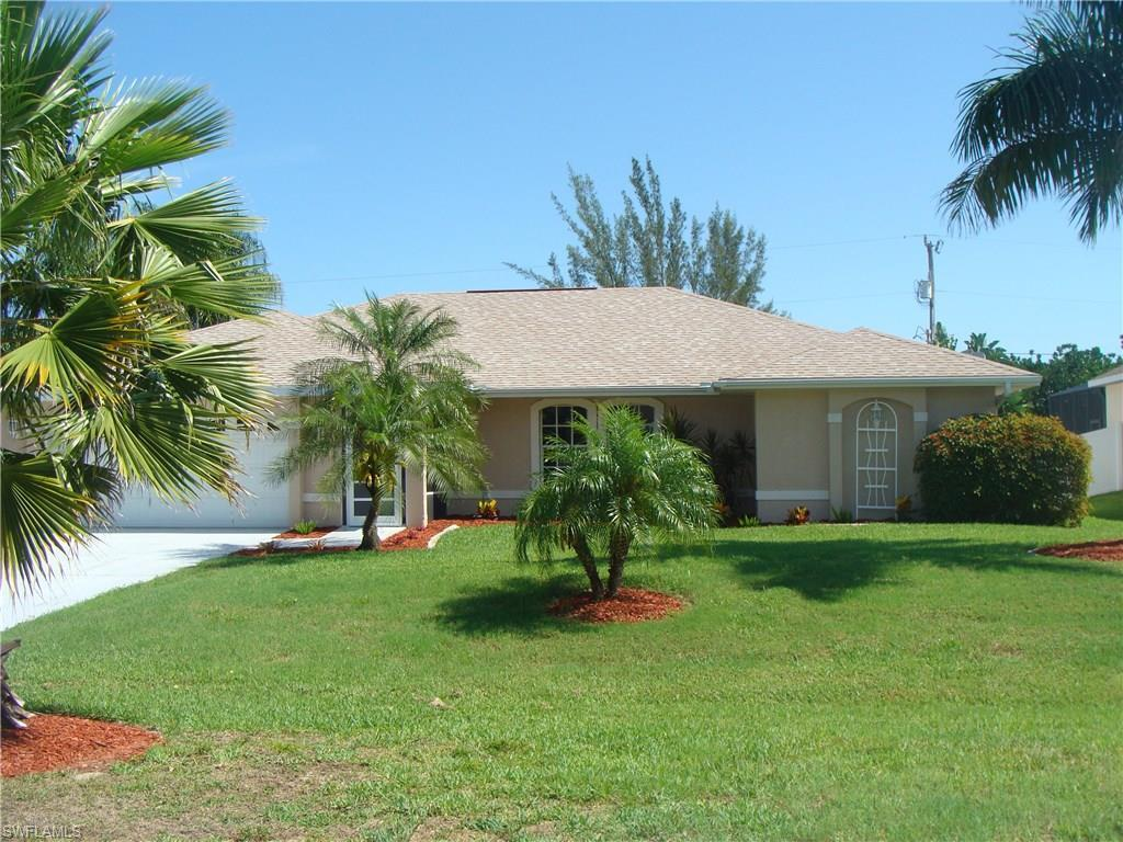 1825 SW 51st Ter, Cape Coral, FL 33914 (#216033734) :: Homes and Land Brokers, Inc