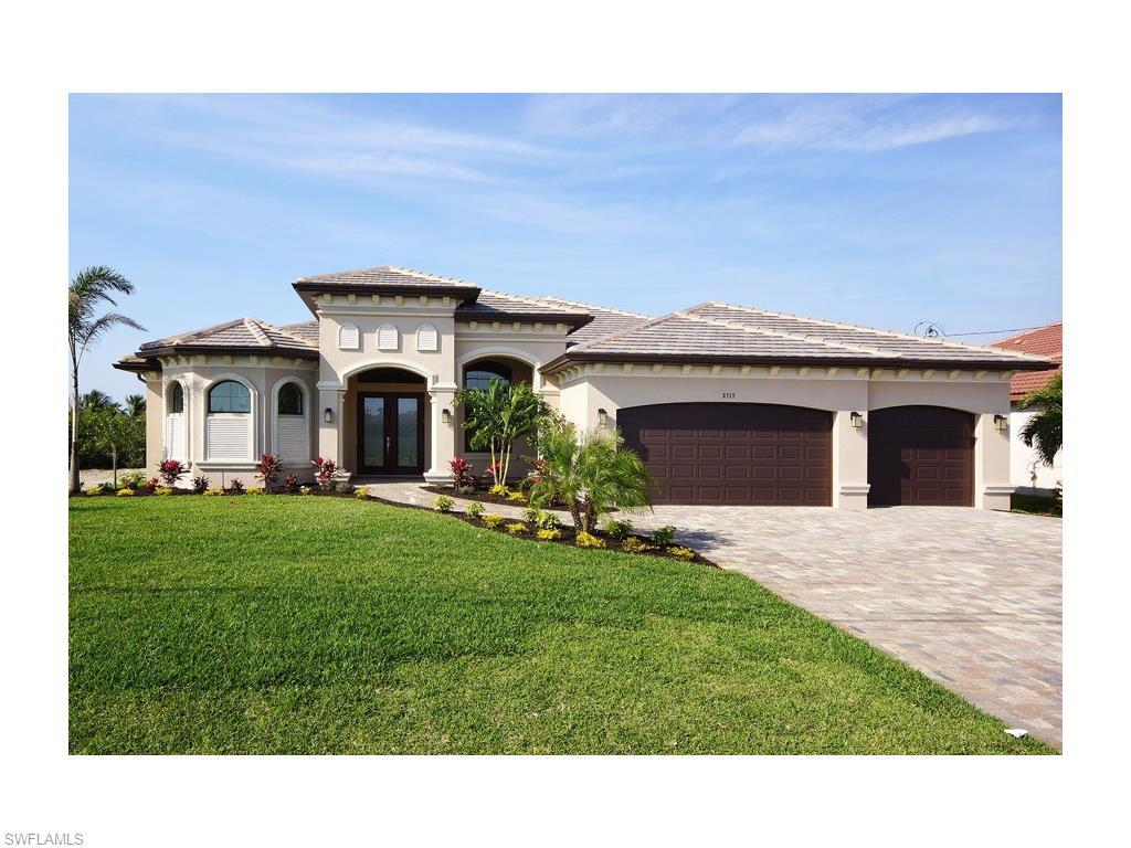 606 NW 38th Pl, Cape Coral, FL 33993 (MLS #216033800) :: The New Home Spot, Inc.