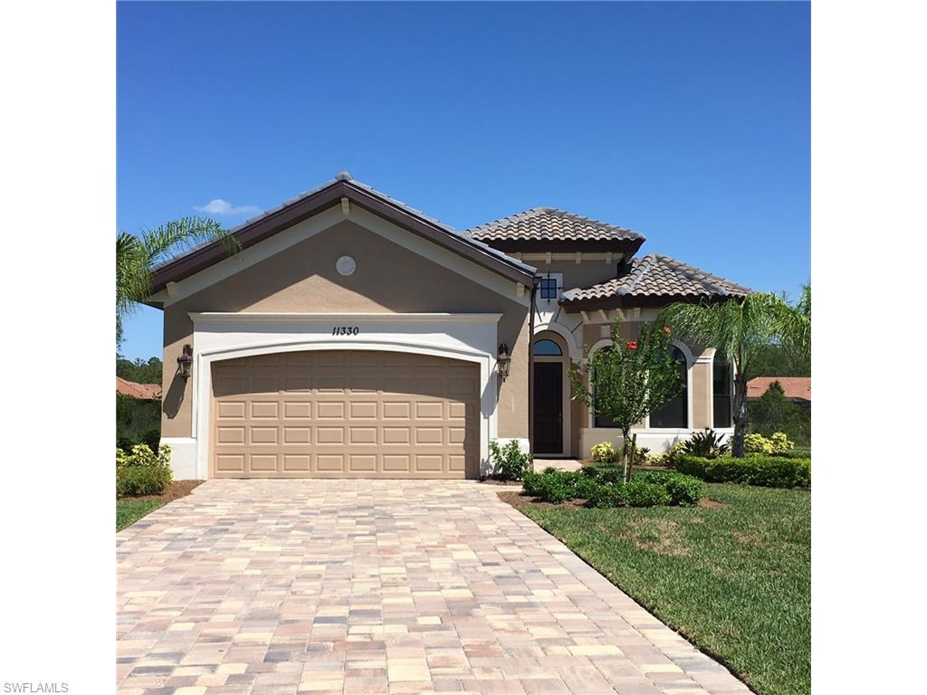 11321 Paseo Dr, Fort Myers, FL 33912 (MLS #216034052) :: The New Home Spot, Inc.
