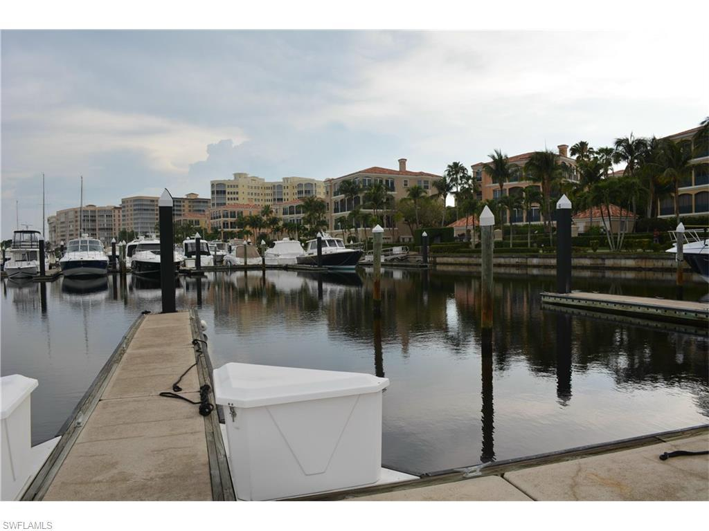 50' Boat Slip At Gulf Harbour E-5, Fort Myers, FL 33908 (#216034193) :: Homes and Land Brokers, Inc