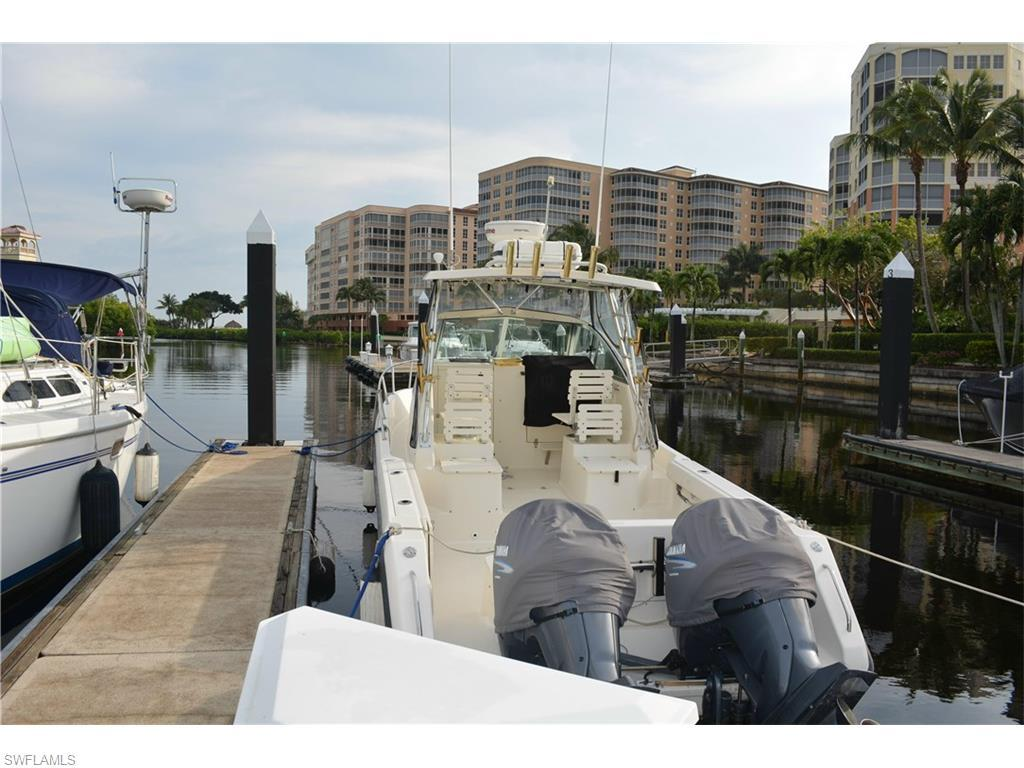38' Boat Slip At Gulf Harbour I-4, Fort Myers, FL 33908 (MLS #216034197) :: The New Home Spot, Inc.