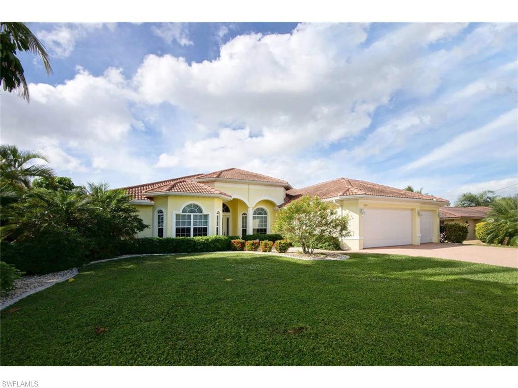2632 SE 20th Ave, Cape Coral, FL 33904 (MLS #216034597) :: The New Home Spot, Inc.