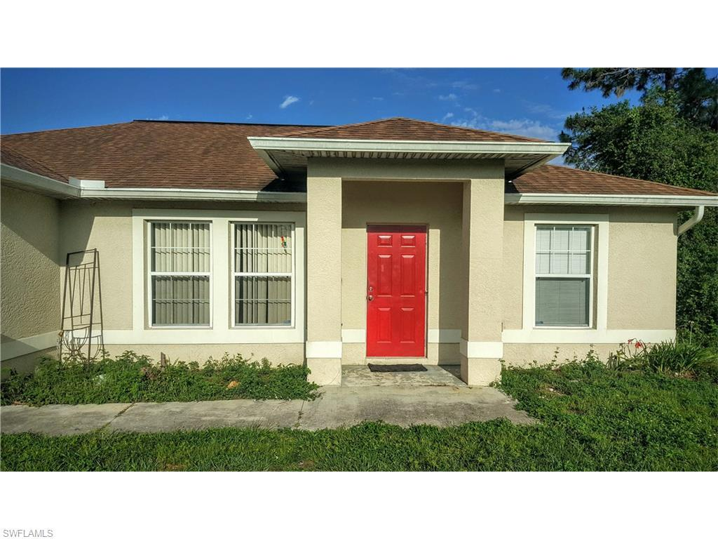 157 Duke Ave S, Lehigh Acres, FL 33974 (MLS #216034870) :: The New Home Spot, Inc.