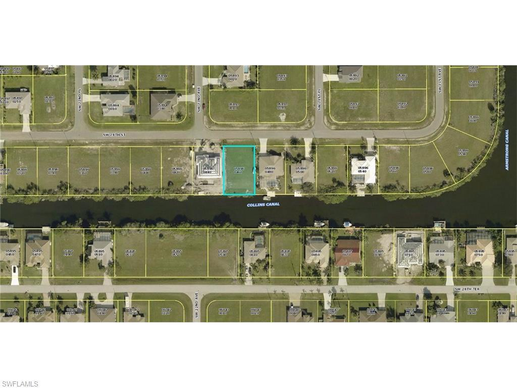 2128 SW 28th St, Cape Coral, FL 33914 (#216034893) :: Homes and Land Brokers, Inc