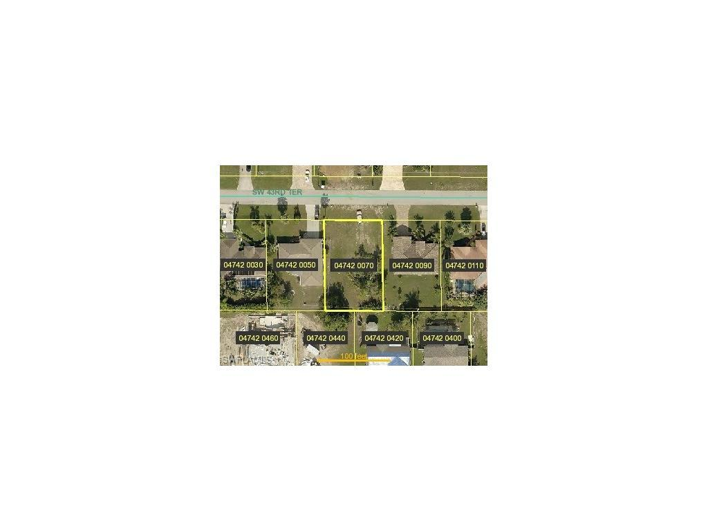 1718 SW 43rd Ter, Cape Coral, FL 33914 (#216034897) :: Homes and Land Brokers, Inc