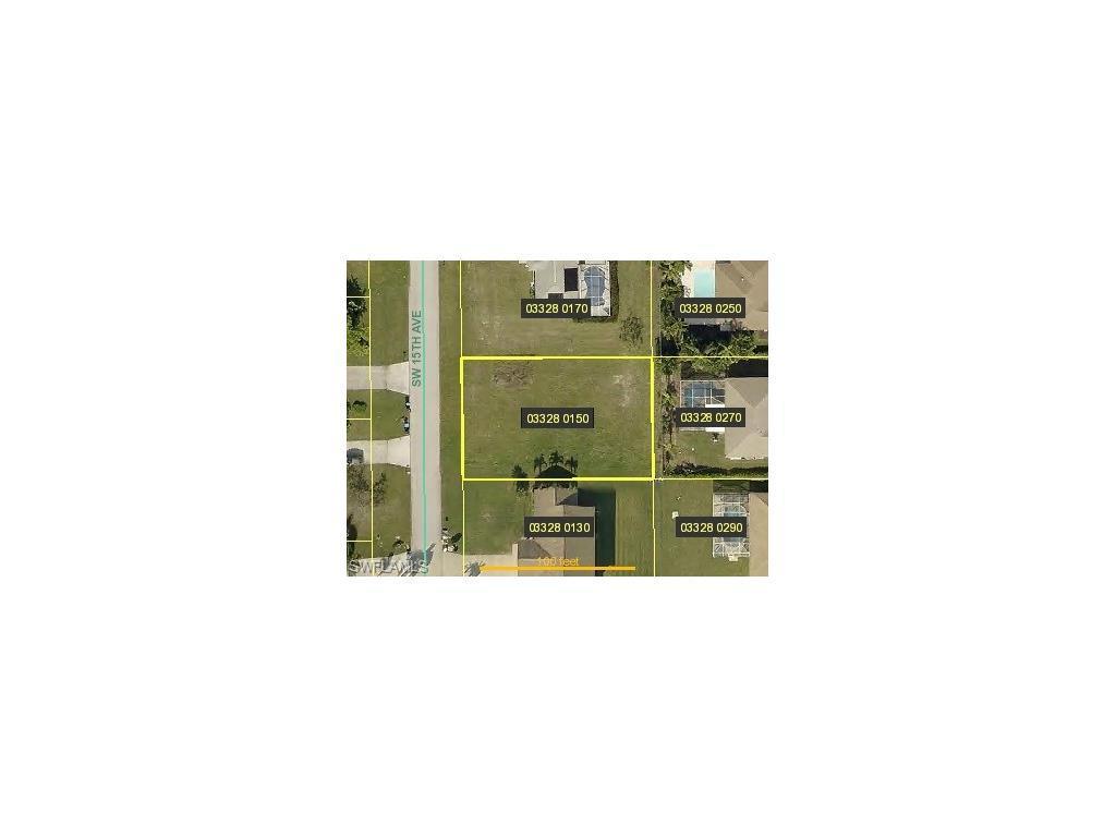 4413 SW 15th Ave, Cape Coral, FL 33914 (#216035451) :: Homes and Land Brokers, Inc