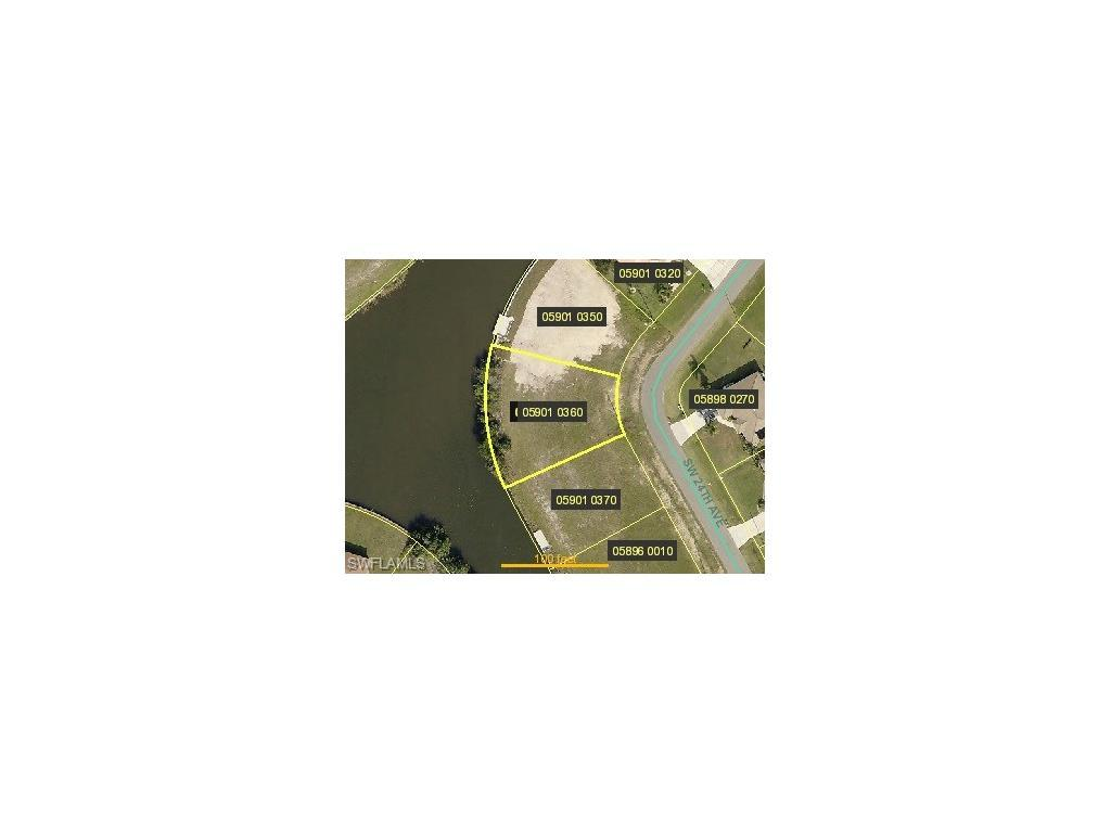 2718 SW 24th Ave, Cape Coral, FL 33914 (MLS #216035556) :: The New Home Spot, Inc.