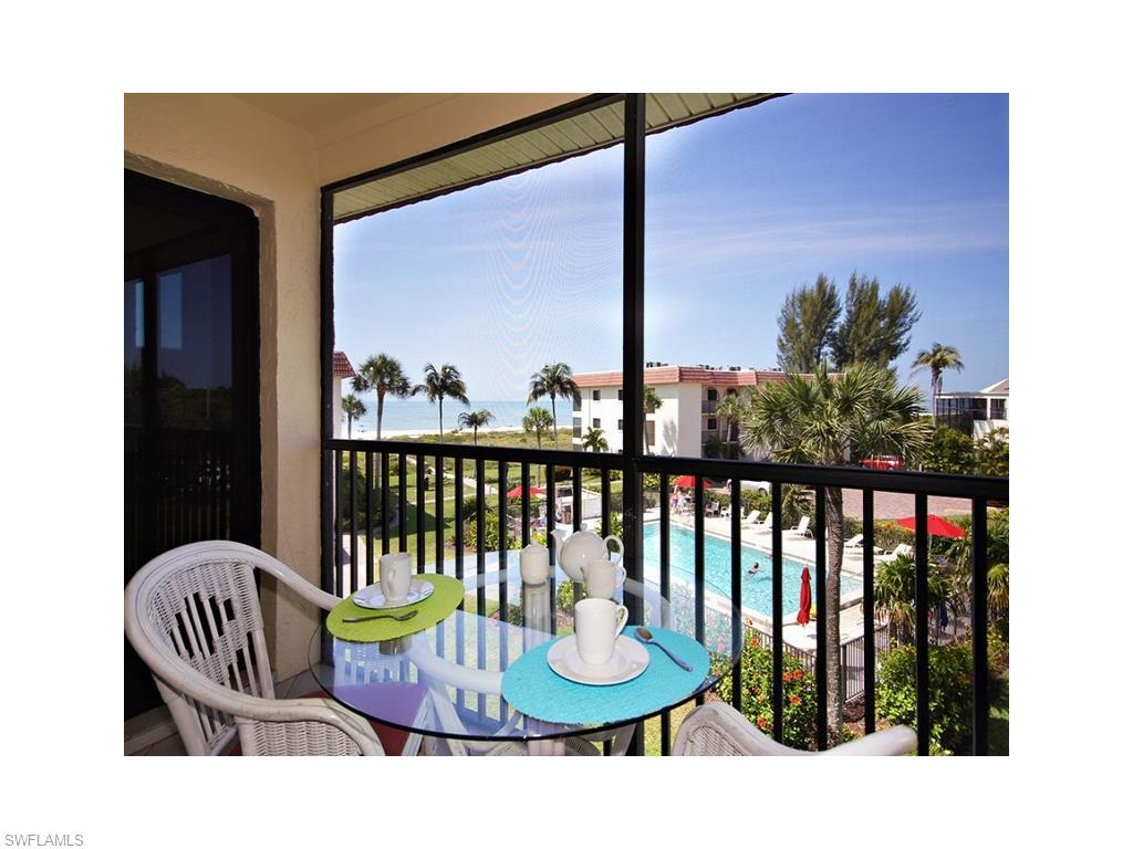 671 E Gulf Dr 4C3, Sanibel, FL 33957 (#216035763) :: Homes and Land Brokers, Inc