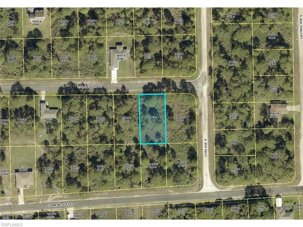 1126 Colonial St E, Lehigh Acres, FL 33974 (#216035821) :: Homes and Land Brokers, Inc