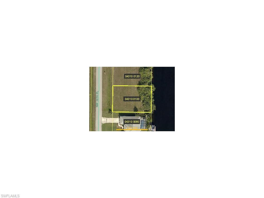 1617 NW 36th Pl, Cape Coral, FL 33993 (MLS #216036431) :: The New Home Spot, Inc.