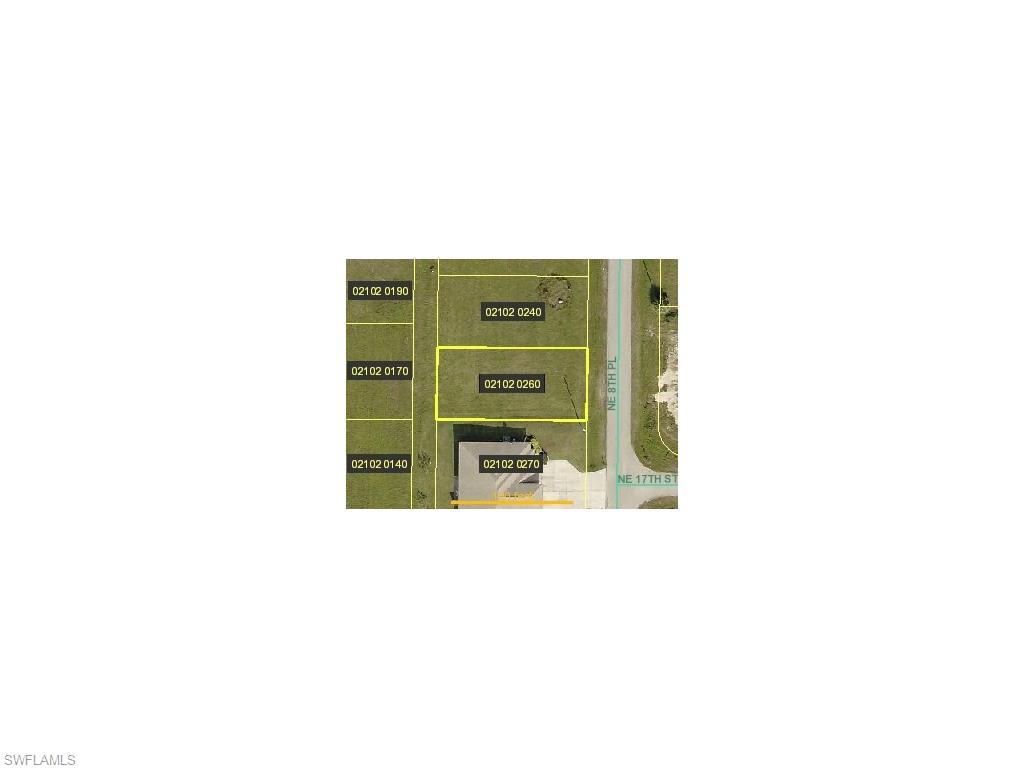 1704 NE 8th Pl, Cape Coral, FL 33909 (#216036556) :: Homes and Land Brokers, Inc