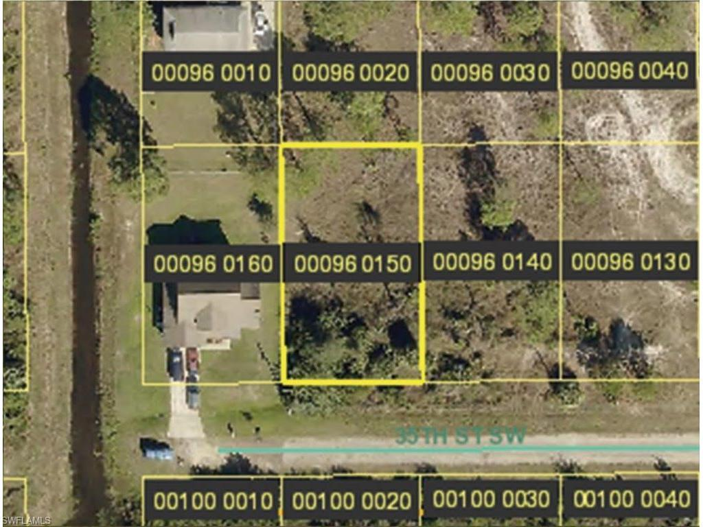 2612 35th St SW, Lehigh Acres, FL 33976 (#216036801) :: Homes and Land Brokers, Inc