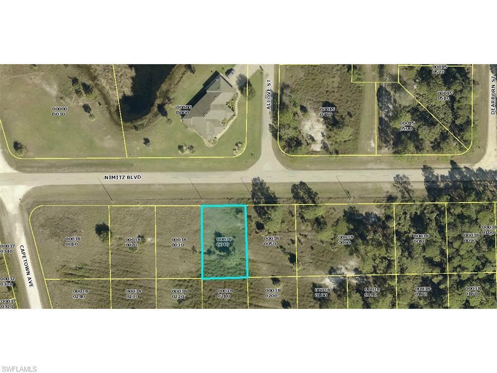 1020 Nimitz Blvd, Lehigh Acres, FL 33974 (#216036866) :: Homes and Land Brokers, Inc