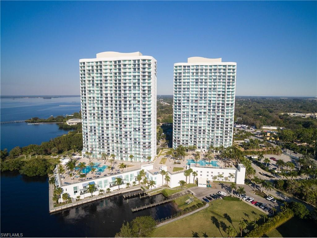 3000 Oasis Grand Blvd #2803, Fort Myers, FL 33916 (#216036929) :: Homes and Land Brokers, Inc
