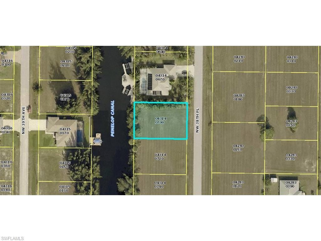1632 NW 38th Pl, Cape Coral, FL 33993 (MLS #216036962) :: The New Home Spot, Inc.