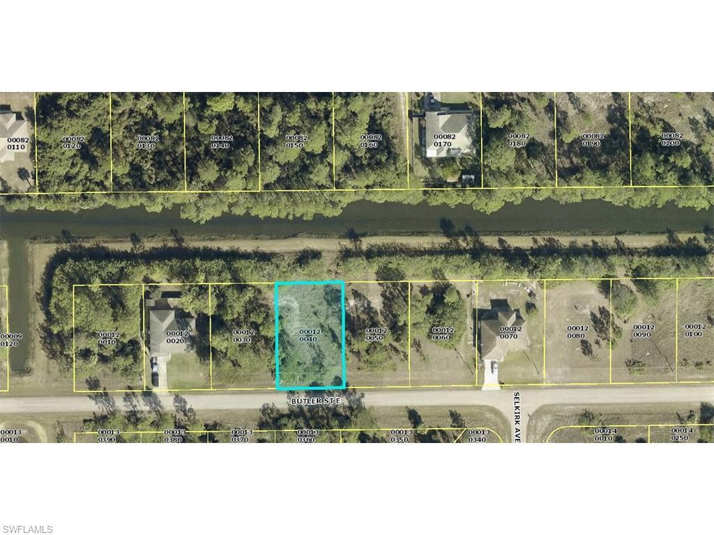 1033 Butler St E, Lehigh Acres, FL 33974 (#216037130) :: Homes and Land Brokers, Inc