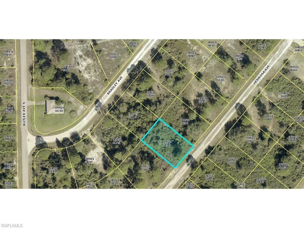 356 Hermosa Ave, Lehigh Acres, FL 33974 (MLS #216037133) :: The New Home Spot, Inc.