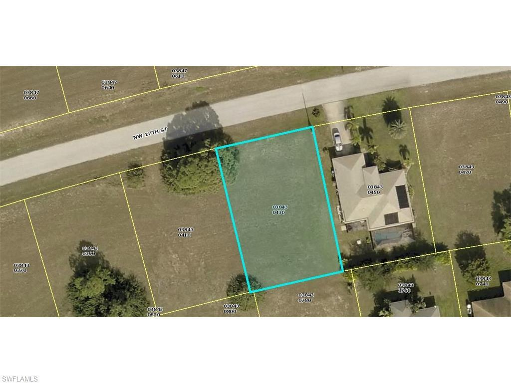 1920 NW 17th St, Cape Coral, FL 33993 (#216037156) :: Homes and Land Brokers, Inc