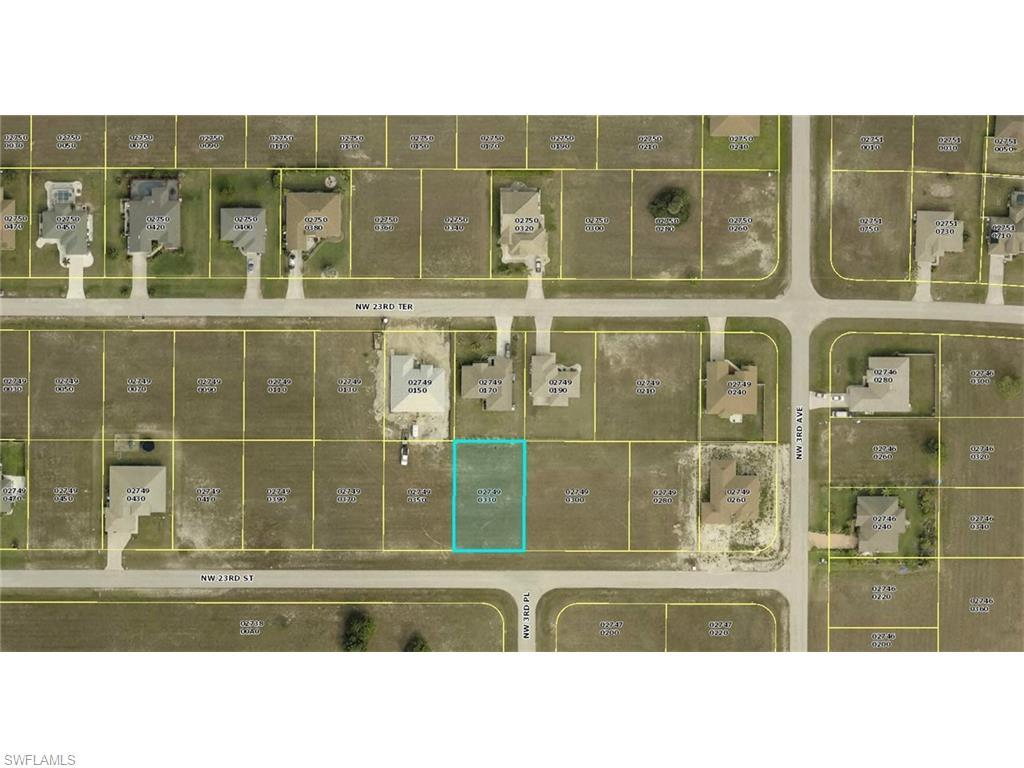 1803 NW 20th St, Cape Coral, FL 33993 (#216037397) :: Homes and Land Brokers, Inc