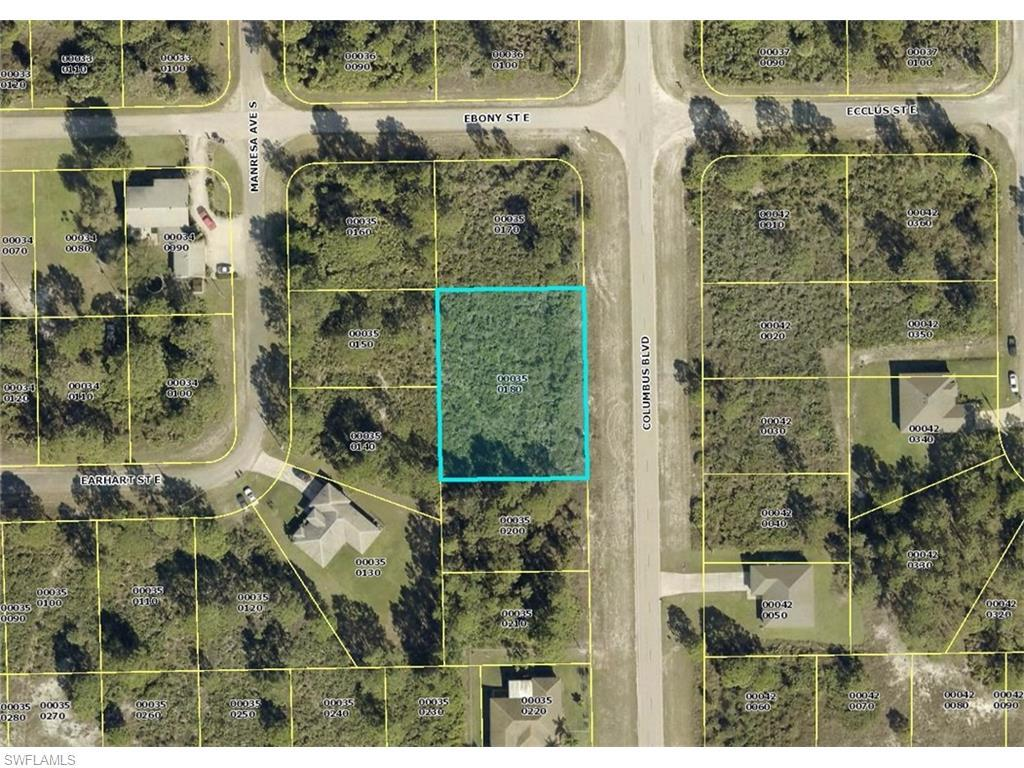 952 Columbus Blvd S, Lehigh Acres, FL 33974 (MLS #216037996) :: The New Home Spot, Inc.