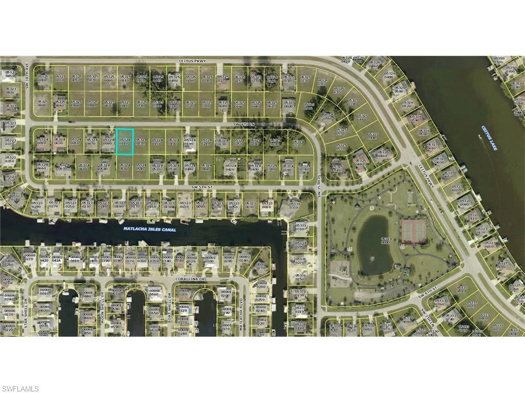 3710 SW 4th Ln, Cape Coral, FL 33991 (MLS #216038512) :: The New Home Spot, Inc.