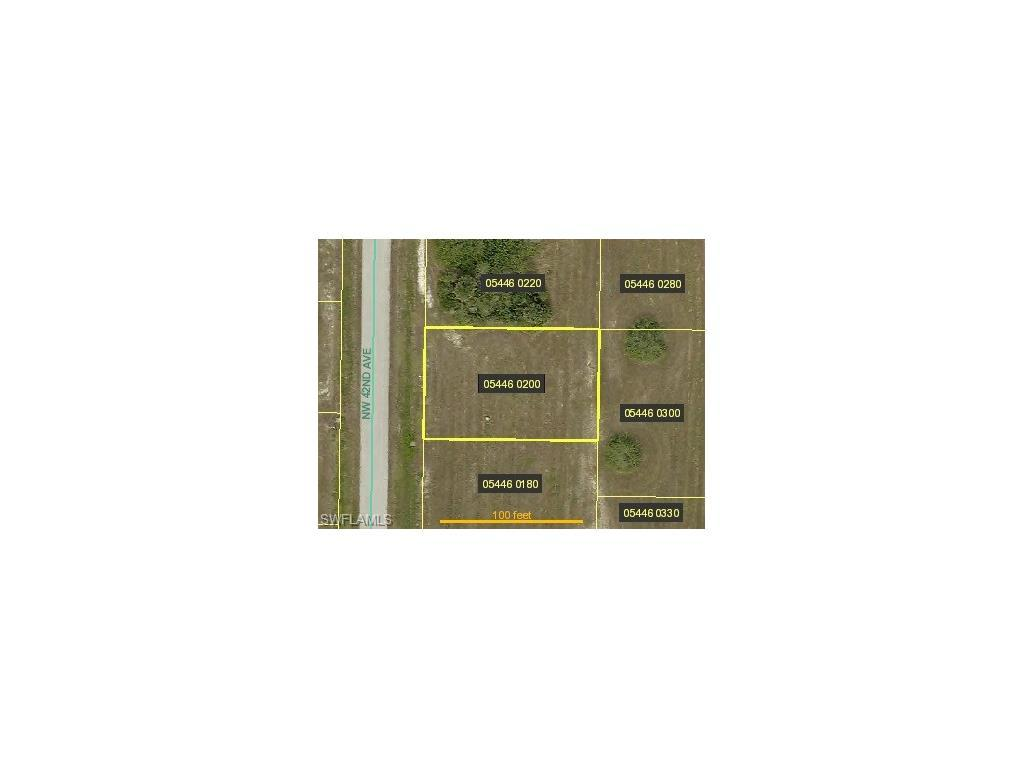 3539 NW 42nd Ave, Cape Coral, FL 33993 (#216038570) :: Homes and Land Brokers, Inc