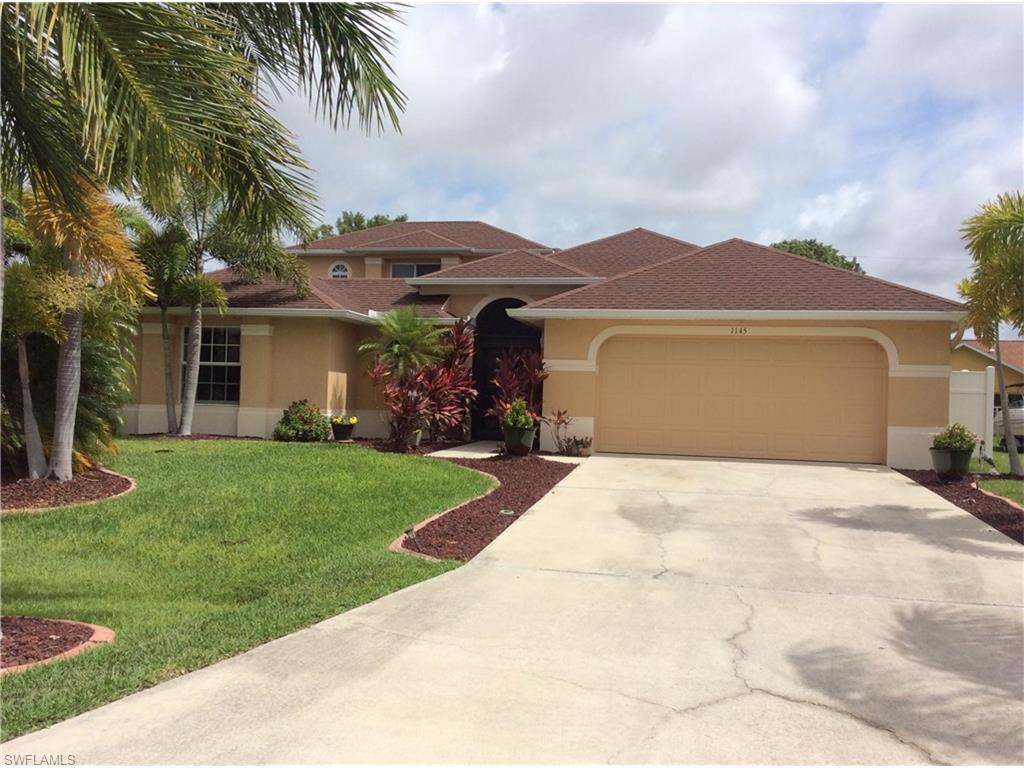 1145 SW 46th St, Cape Coral, FL 33914 (MLS #216038713) :: The New Home Spot, Inc.