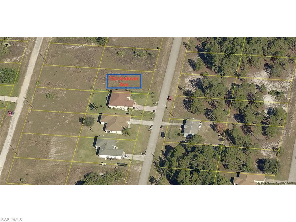 732 Andover Ave, Lehigh Acres, FL 33974 (#216038941) :: Homes and Land Brokers, Inc