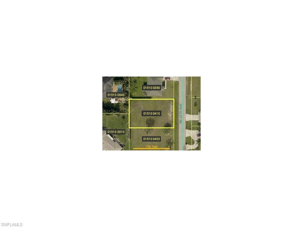 20 NE 20th Ave, Cape Coral, FL 33909 (MLS #216038974) :: The New Home Spot, Inc.