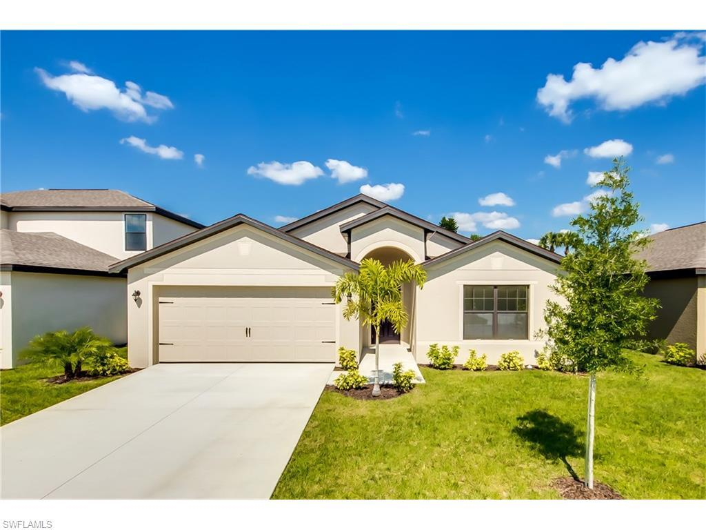 386 Shadow Lakes Dr, Lehigh Acres, FL 33974 (MLS #216039279) :: The New Home Spot, Inc.