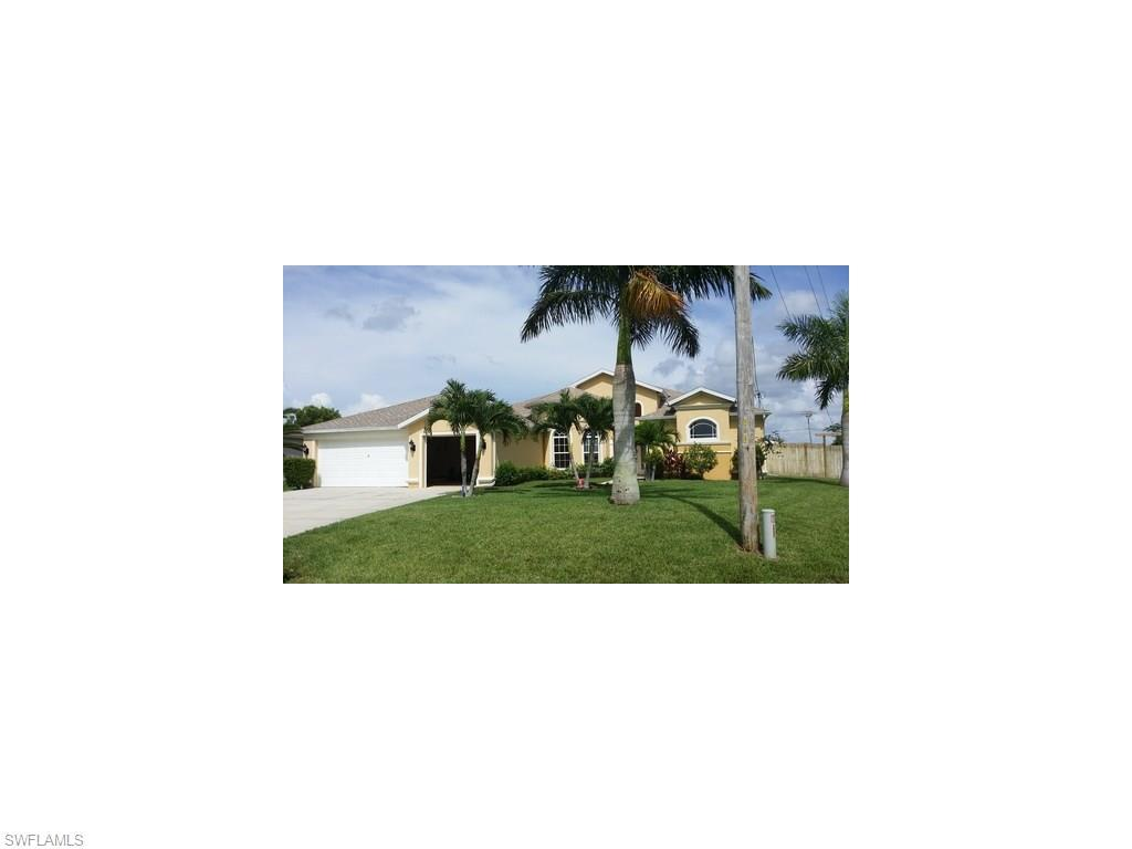 311 SW 32nd Pl, Cape Coral, FL 33991 (MLS #216039565) :: The New Home Spot, Inc.
