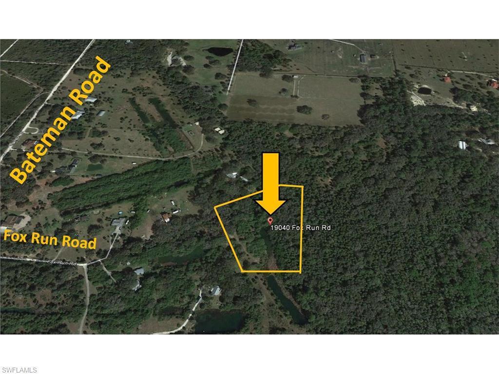 19040 Fox Run Rd, Alva, FL 33920 (MLS #216039595) :: The New Home Spot, Inc.