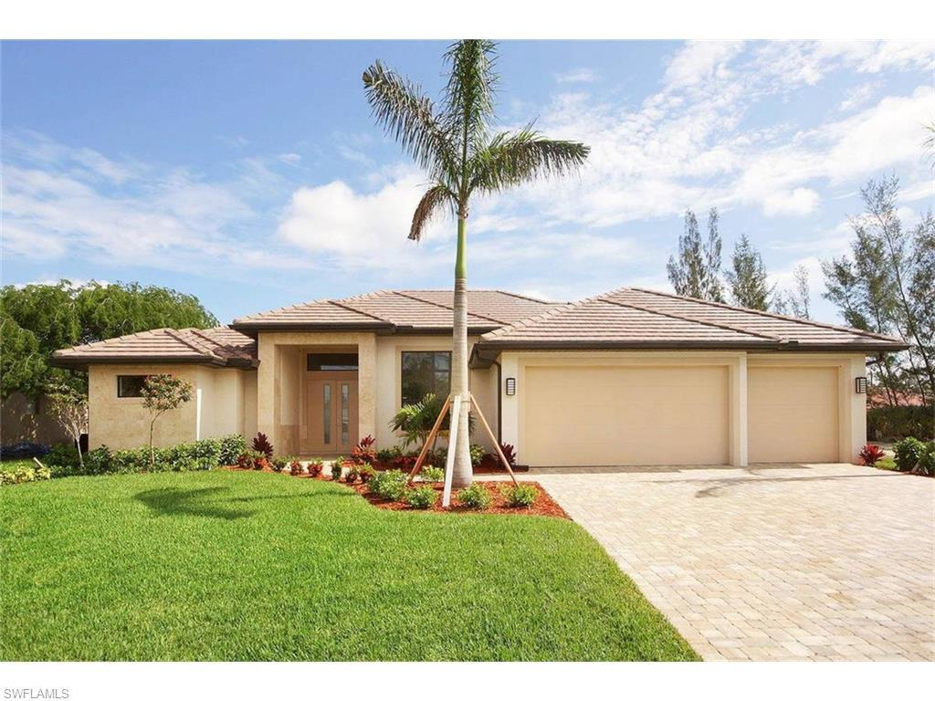 2303 SW 39th St, Cape Coral, FL 33914 (MLS #216039881) :: The New Home Spot, Inc.
