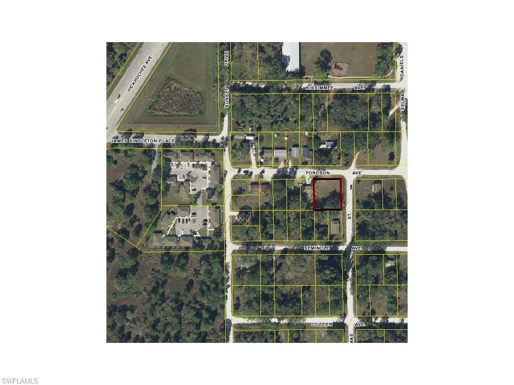 Fordson Ave, Labelle, FL 33935 (MLS #216039907) :: The New Home Spot, Inc.
