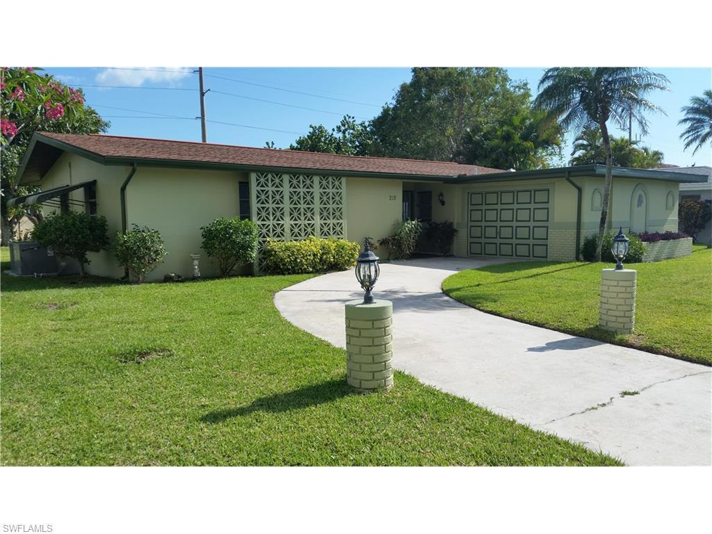 218 SE 47th Ter, Cape Coral, FL 33904 (MLS #216040014) :: The New Home Spot, Inc.