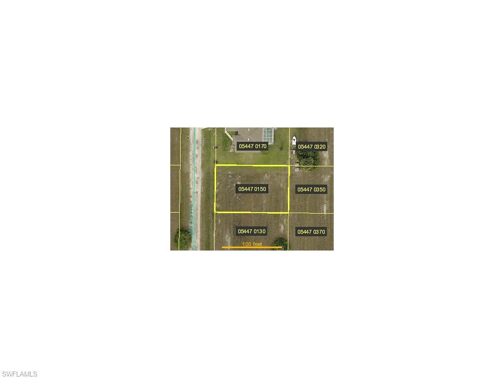 3529 NW 41st Pl, Cape Coral, FL 33993 (#216040027) :: Homes and Land Brokers, Inc
