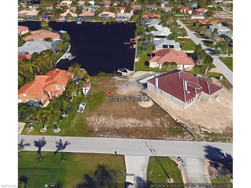 2123 SW 50th Ln, Cape Coral, FL 33914 (#216040046) :: Homes and Land Brokers, Inc