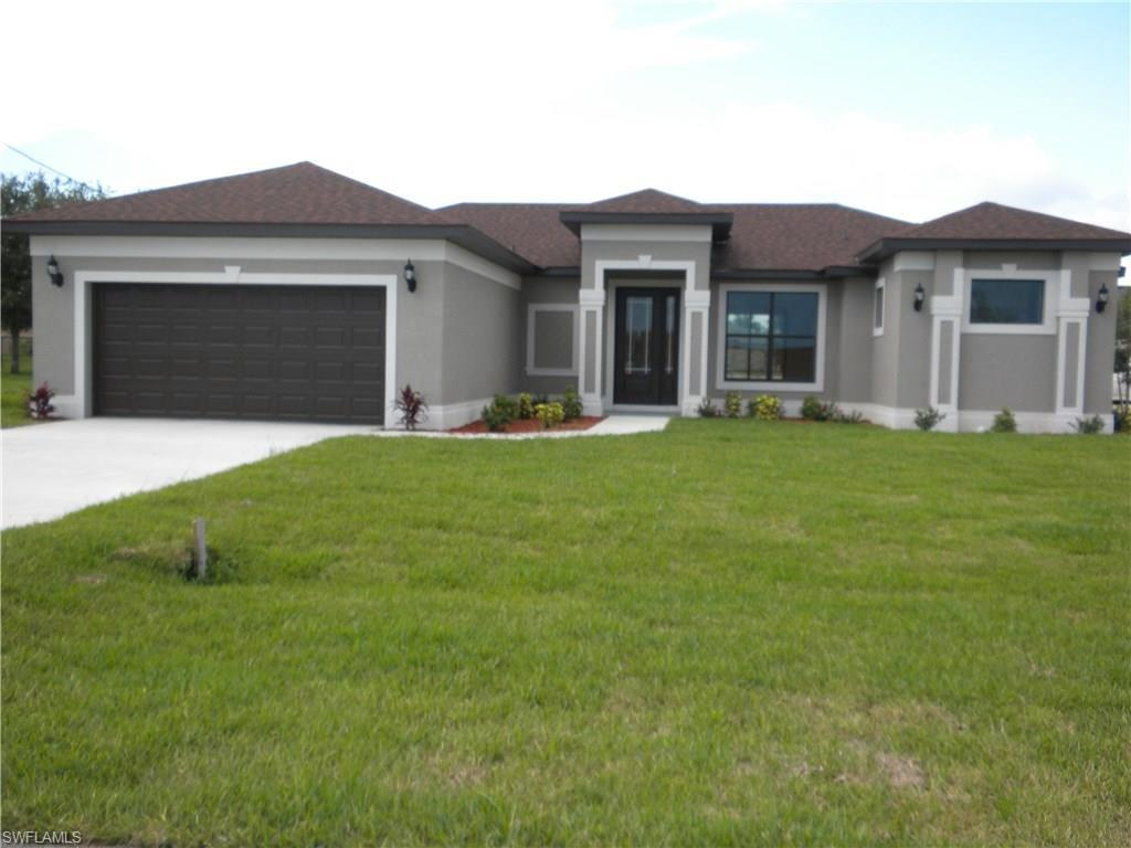 1803 SW 23rd St, Cape Coral, FL 33991 (MLS #216040451) :: The New Home Spot, Inc.