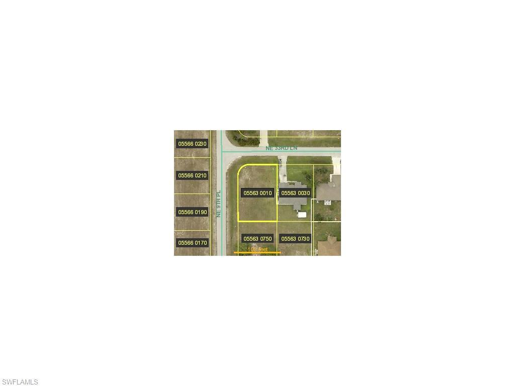 918 NE 33rd Ln, Cape Coral, FL 33909 (#216040735) :: Homes and Land Brokers, Inc