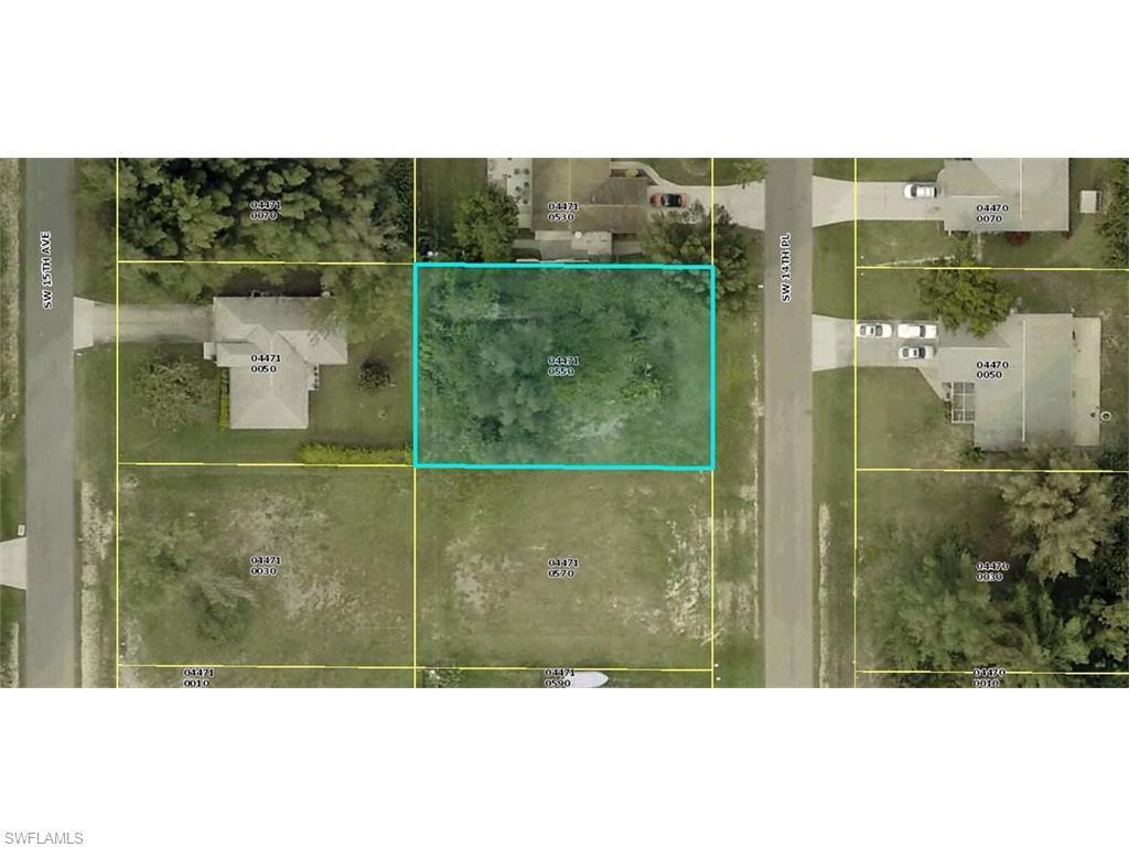 836 SW 14th Pl, Cape Coral, FL 33991 (MLS #216040833) :: The New Home Spot, Inc.
