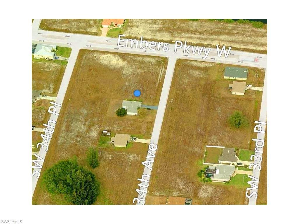 10 SW 34th Ave, Cape Coral, FL 33991 (#216040904) :: Homes and Land Brokers, Inc