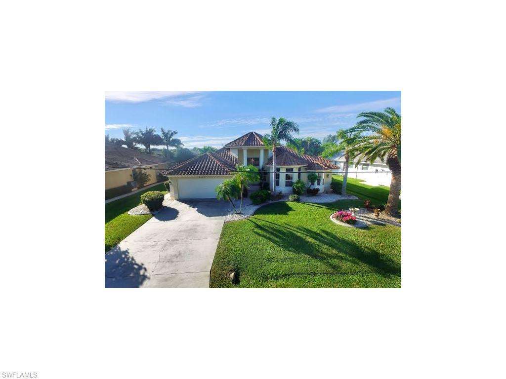 1528 SW 48th Ter, Cape Coral, FL 33914 (MLS #216041092) :: The New Home Spot, Inc.