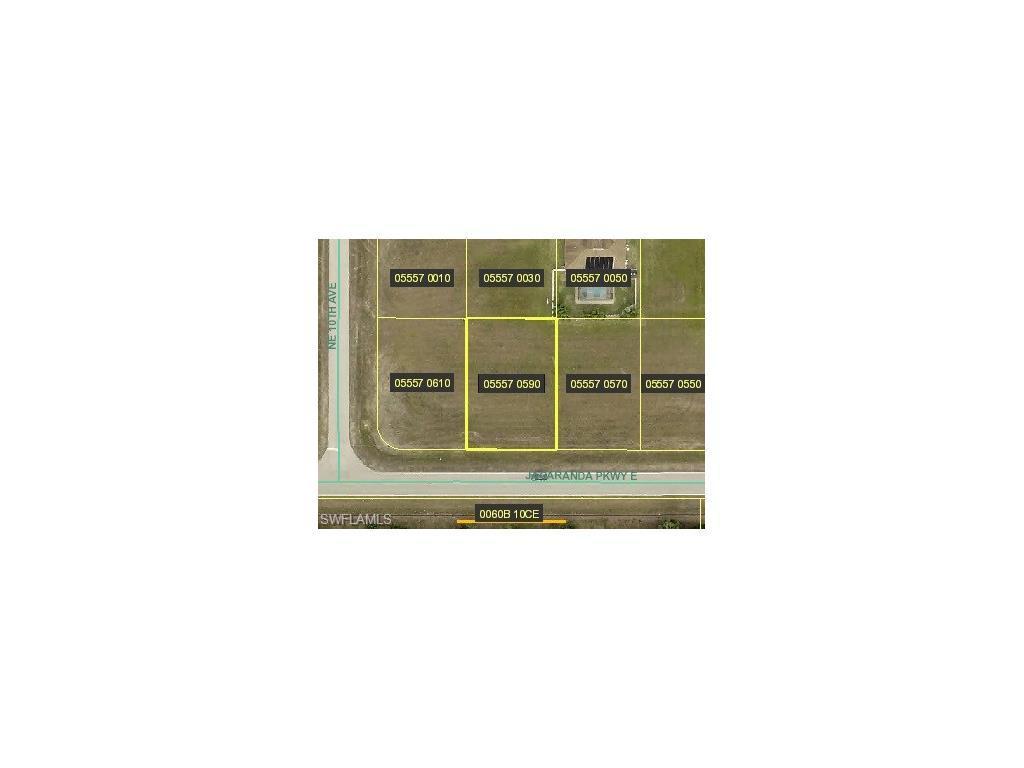 1005 Jacaranda Pky E, Cape Coral, FL 33909 (MLS #216041170) :: The New Home Spot, Inc.