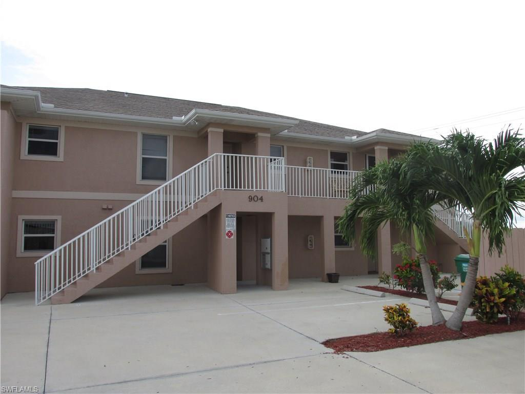 904 SE 13th St #102, Cape Coral, FL 33990 (MLS #216041180) :: The New Home Spot, Inc.