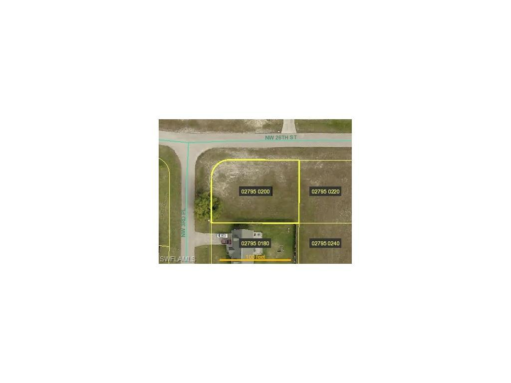 2525 NW 3rd Pl, Cape Coral, FL 33993 (#216041560) :: Homes and Land Brokers, Inc