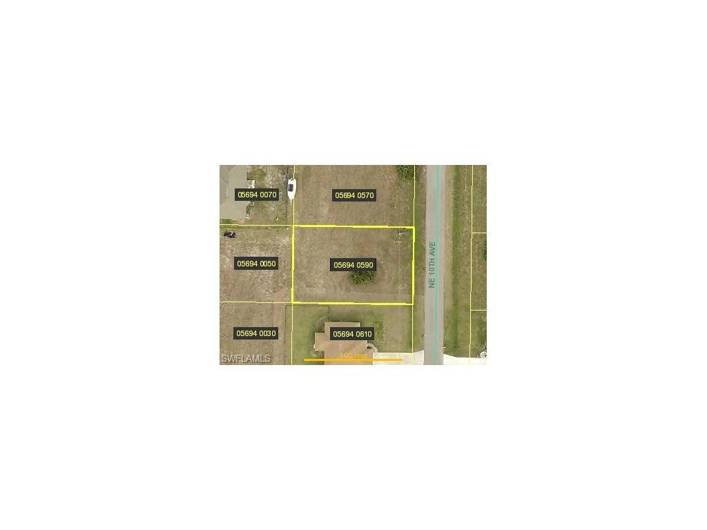 4108 NE 10th Ave, Cape Coral, FL 33909 (#216041591) :: Homes and Land Brokers, Inc
