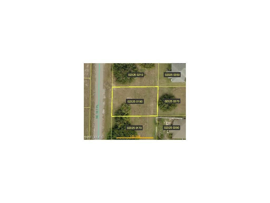 3013 NE 1st Pl, Cape Coral, FL 33909 (#216041648) :: Homes and Land Brokers, Inc