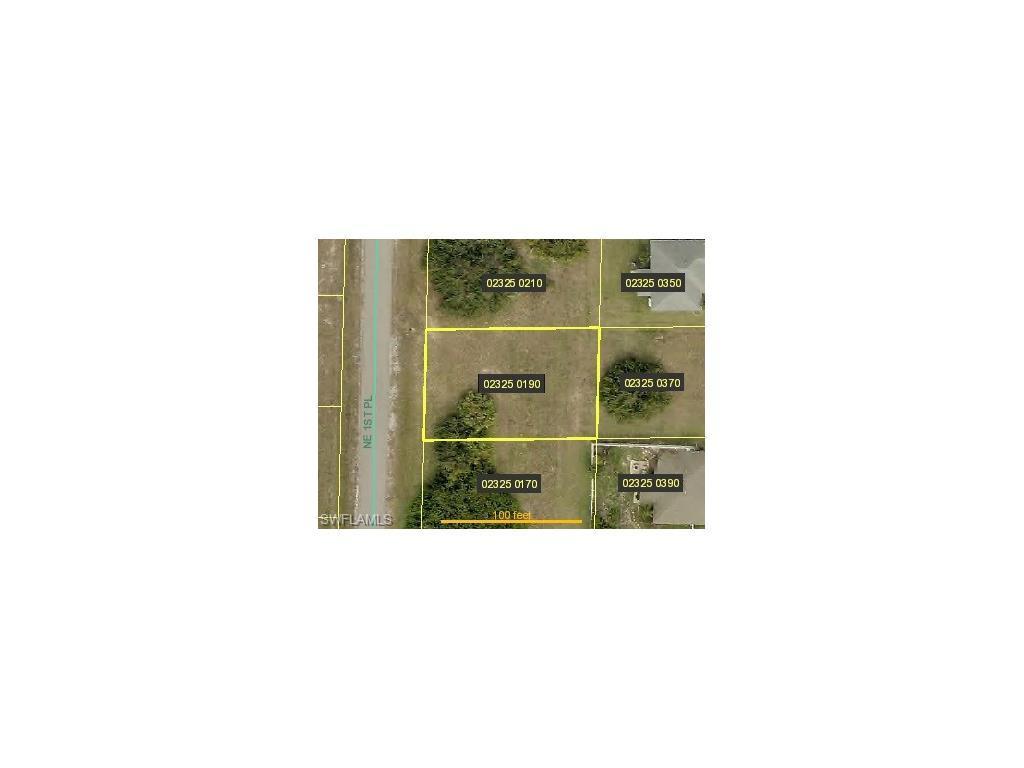 3013 NE 1st Pl, Cape Coral, FL 33909 (MLS #216041648) :: The New Home Spot, Inc.