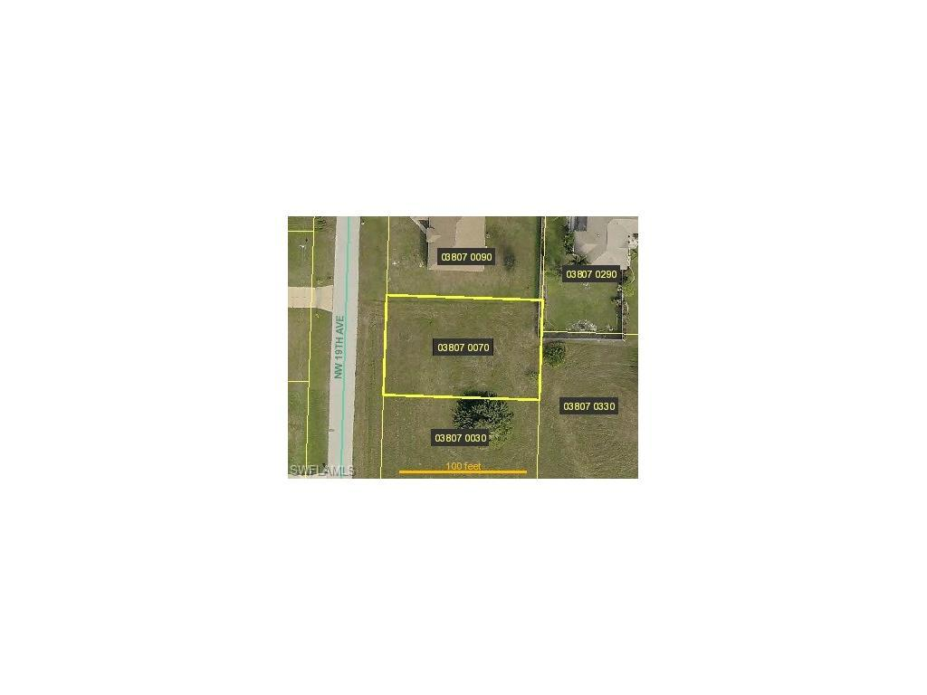 1101 NW 19th Ave, Cape Coral, FL 33993 (MLS #216041651) :: The New Home Spot, Inc.